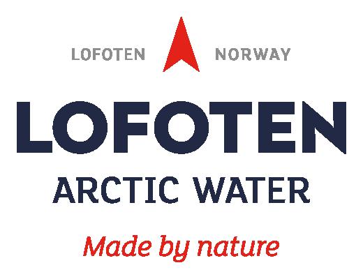 Lofoten Arctic Water - logo